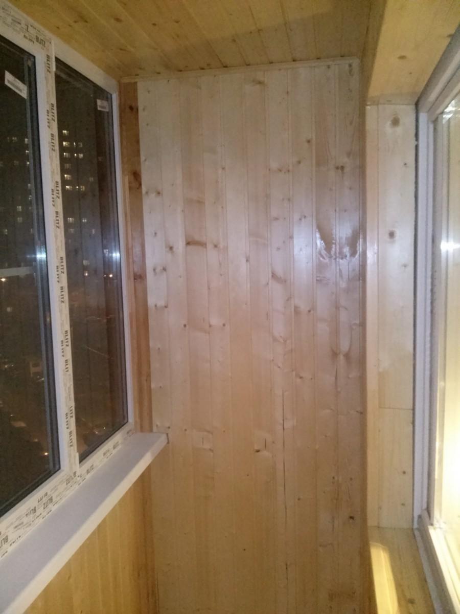 Отделка и утепление балконов и лоджий низкая цена в москве -.